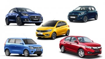 Top 5 Cars With An Automatic Transmission You Can Buy Under INR 8 Lakh