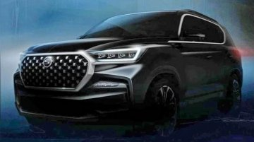 2021 Ssanyong Rexton Unveil Scheduled For November 2