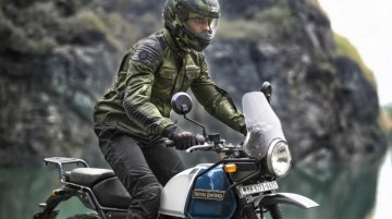 Brand-new Royal Enfield Riding Jacket Collection launched in India