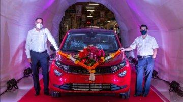 Tata Motors has produced over 4 million passenger vehicles in India