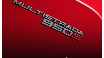 BS6 Ducati Multistrada 950 S India launch date announced - Details inside