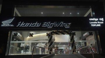 Honda Big Wing dealerships now open in Mumbai & Bengaluru