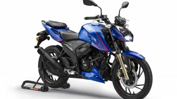 New TVS Apache RTR 200 4V launched, gets several segment-first features [Video]