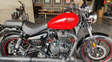 Brand-new Royal Enfield Meteor 350 detailed in a walkaround video