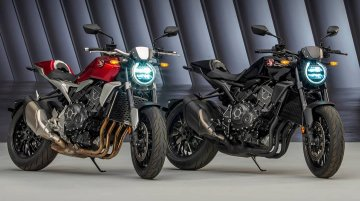 2021 Honda CB1000R revealed, gets a meaner-looking Black Edition