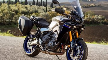 2021 Yamaha Tracer 9 GT unveiled, to rival Triumph Tiger 900 GT
