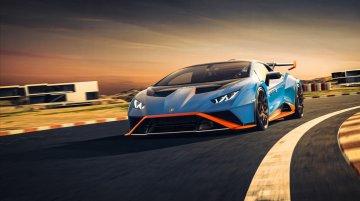 Lamborghini Huracan STO is a INR 2.19 crore street-legal super sports car