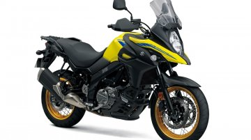 BS6 Suzuki V-Strom 650 XT launched, is Suzuki's 1st BS6-compliant big bike
