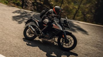 2021 KTM 390 Adventure now available in Malaysia at INR 5.60 lakh