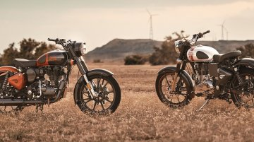 Two new Royal Enfield Classic 350 colours introduced, available from tomorrow