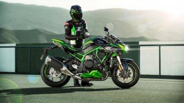 Kawasaki Z H2 SE gets updated suspension & brakes for 2021 model