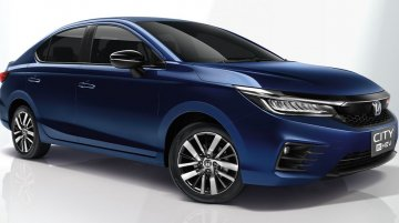 Honda City e:HEV hybrid sedan launched in Thailand, costs INR 20.44 lakh!