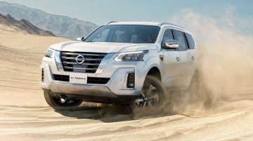 2021 Nissan X-Terra Unveiled; Is This Fortuner-Rival Coming To India?