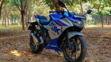 Suzuki Gixxer SF 250 BS6 Acceleration Test: 0-60, 0-100, & 0-120 km/h