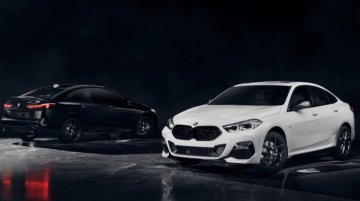BMW Launches 2 Series Gran Coupe Black Shadow Edition in India