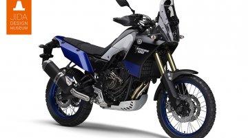 Yamaha Tenere 700 makes it to JIDA Design Museum Selection Vol. 22 list