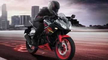 2020 Honda CBR150R launched in Thailand; doesn't get USD front forks