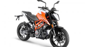 Updated BS6 KTM Duke 125 Launched At INR 1.50 Lakh!