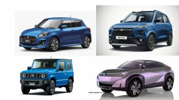 Top 5 Upcoming Maruti-Suzuki Cars To Look Out For In The Future