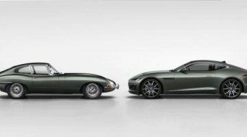 Jaguar F-Type Heritage 60 Edition Celebrates 60 Years Of The Iconic E-Type!