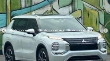 2021 Mitsubishi Outlander Spied In The US Ahead Of Global Debut