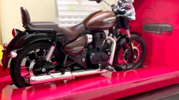 Chance to win Royal Enfield Meteor 350 scale model - IAB Giveaway!