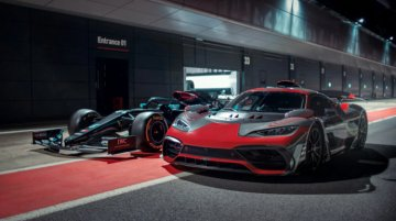 Mercedes-AMG Project One Nears Production And It's Jaw-Dropping!