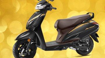 Honda Activa 6G 20th Anniversary Edition campaign celebrates its journey