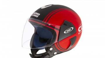 New Studds Cub D4 Decor open-face helmet launched in India