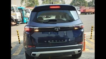 Tata Gravitas Spied Testing Sans Camouflage For The First Time!
