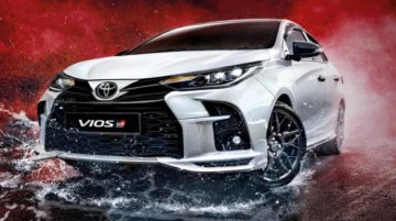 The Toyota Yaris GR-S Is A Souped Up Yaris Sedan For Malaysia