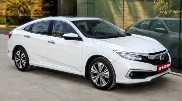 Honda Civic and CR-V Discontinued In India With Greater Noida Plant Closure