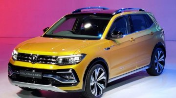 Production-Spec Volkswagen Taigun Global Debut On March 31, 2021