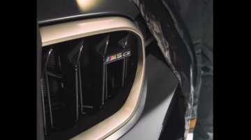 BMW M5 CS Teased; Sportiest Iteration Of M5 Coming In Early 2021