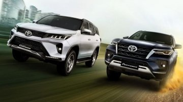 Toyota Bags 5,000 Bookings For The Fortuner Facelift Since Launch