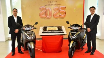 Honda Activa becomes only scooter in India to have 2.5 crore customers