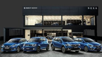 Maruti Suzuki S-Cross, Ignis, Wagon R Now Part of Subscription Program