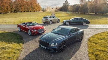 Bentley Achieves Their Highest Ever Sales In 101 Years History In 2020