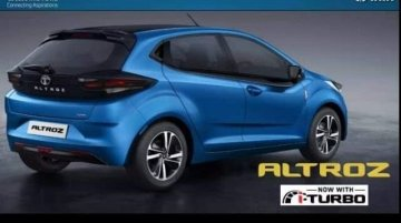 Tata Altroz Turbo Brochure Leaked Ahead Of Launch - Reveals New Details