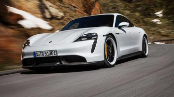 Porsche Sold Over 20,000 Units Of The Taycan Electric Car In 2020 Alone