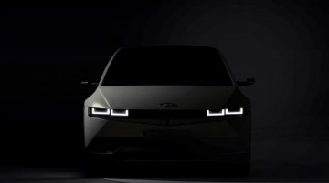 Hyundai IONIQ 5 Teased - First Hyundai Under Brand's EV-Dedicated IONIQ Lienup