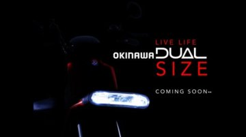 New Okinawa Dual electric scooter teased, to launch this month