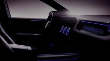 Mercedes Teases EQA All-Electric SUV Ahead Of Global Unveil on January 20