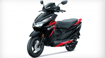 Honda Grazia 125 Sports Edition launched; is funkier than standard model