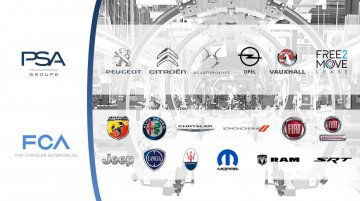 FCA and Groupe PSA Complete Merger To Become Stellantis