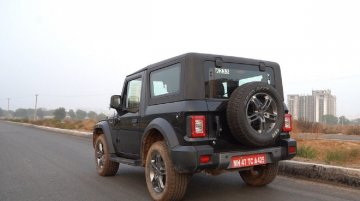 Mahindra To Further Ramp Up Production Of The New Thar