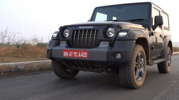 Mahindra Thar Continues Its Success Spree With Over 39,000 Bookings