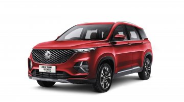 MG Hector Plus Select - Image Gallery
