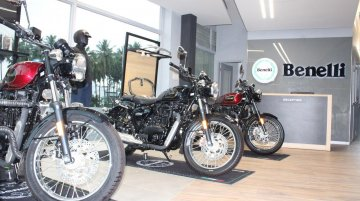 New Benelli Dealership in Vellore is Brand's 38th Outlet in India