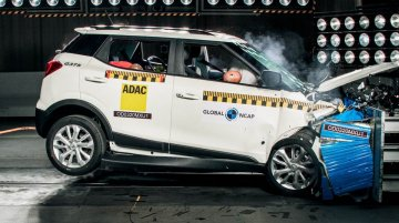 India-Made Mahindra XUV300 Is Africa's First 5-Star Safety Rated Car
